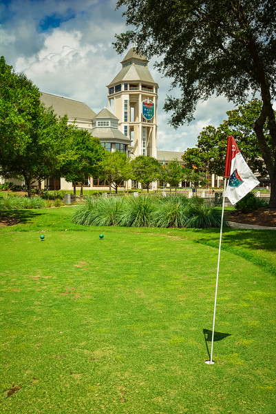 world golf hall of fame putting green