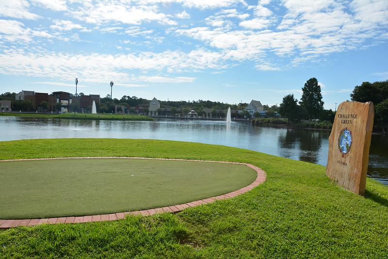 world golf hall of fame challenge hole
