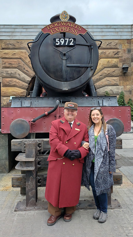 Wizarding World of Harry Potter Tips - Hogwarts Express