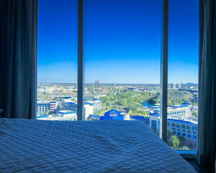 universal's aventura hotel rooms