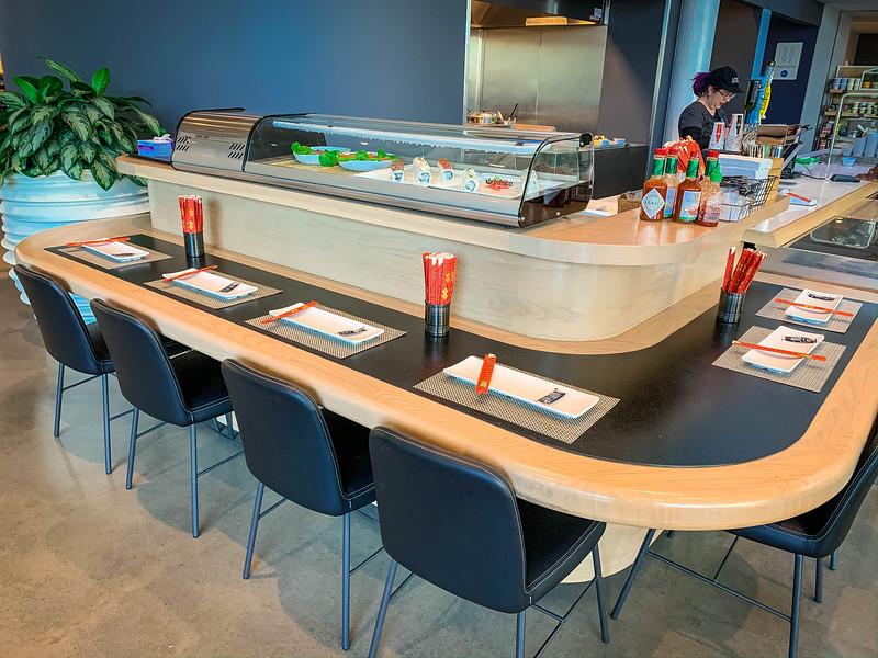 aventura hotel sushi bar