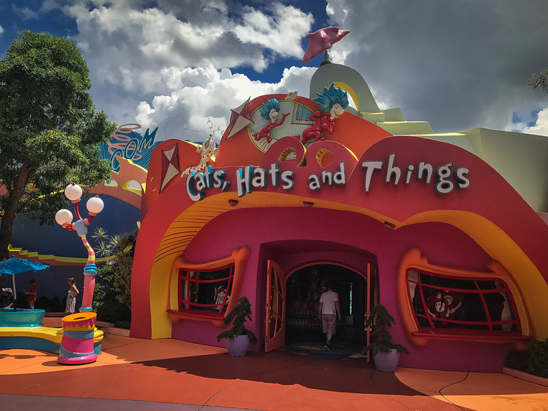 things to do at islands of adventure