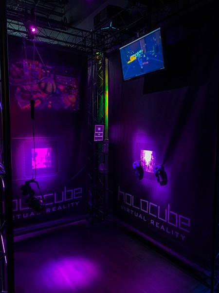 aventura hotel virtual reality theater