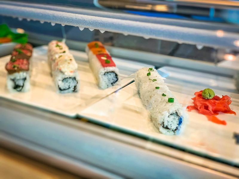 urban pantry sushi bar