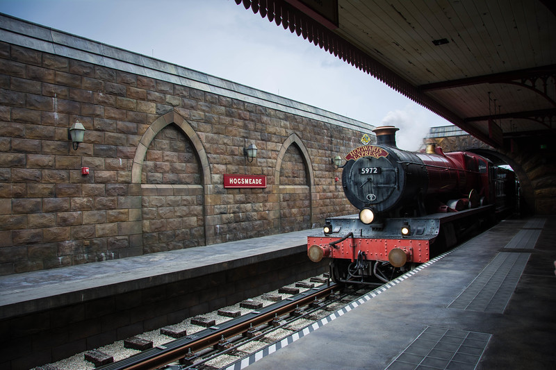 hogwarts express best things to do at islands of adventure