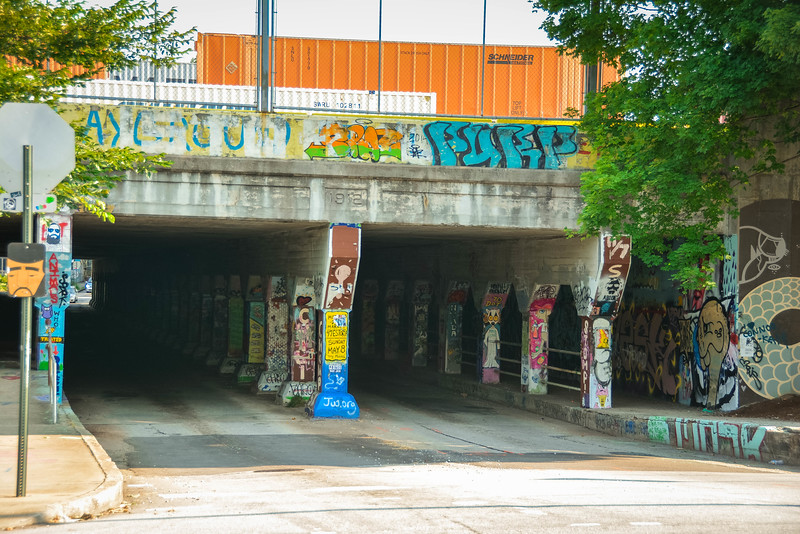 krog street tunnel atlanta