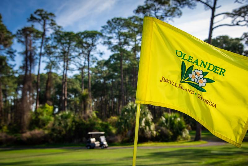 oleander golf course jekyll island
