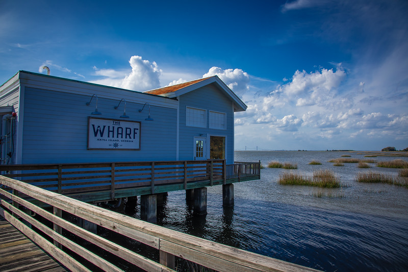 the wharf jekyll island
