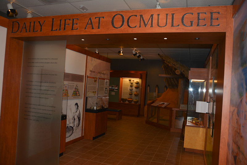 ocmulgee visitor center