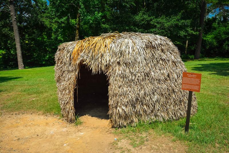 american indian settlements