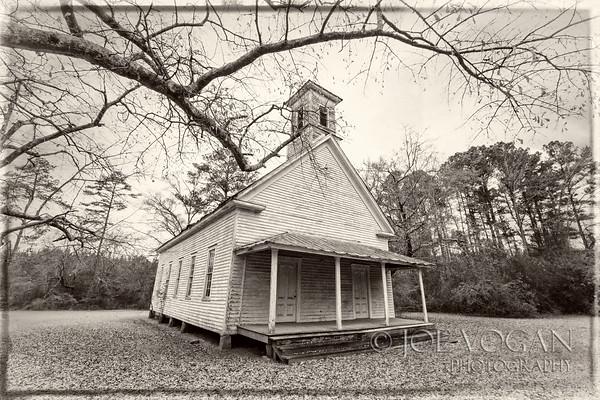 Powelton Methodist Church, Hancock County, Georgia