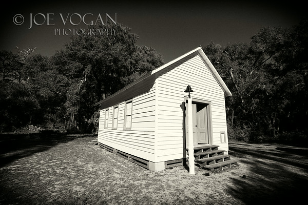 First African Baptist Church, African American Settlement, Cumberland Island National Seashore, Georgia