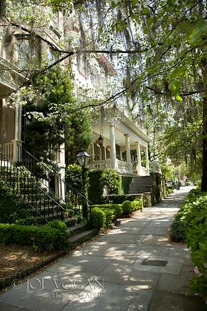 Historic District, Savannah, Georgia