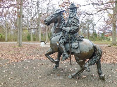 Gettysburg, PA Confederate Gerneral James Longstreet