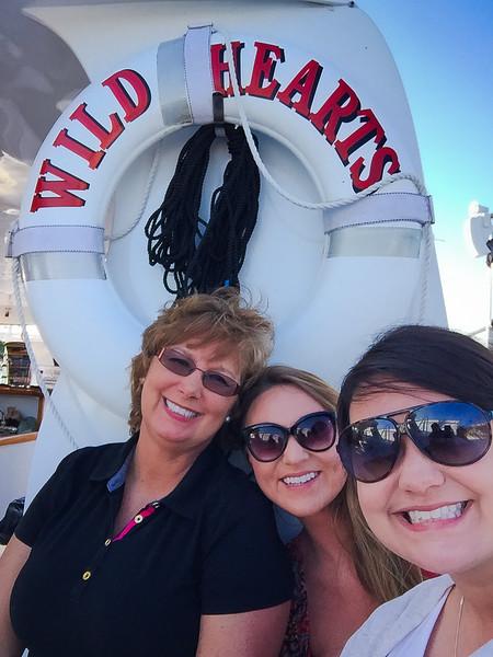 sail wild hearts cruise