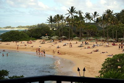 1562 - View East from Turtle Bay Resort