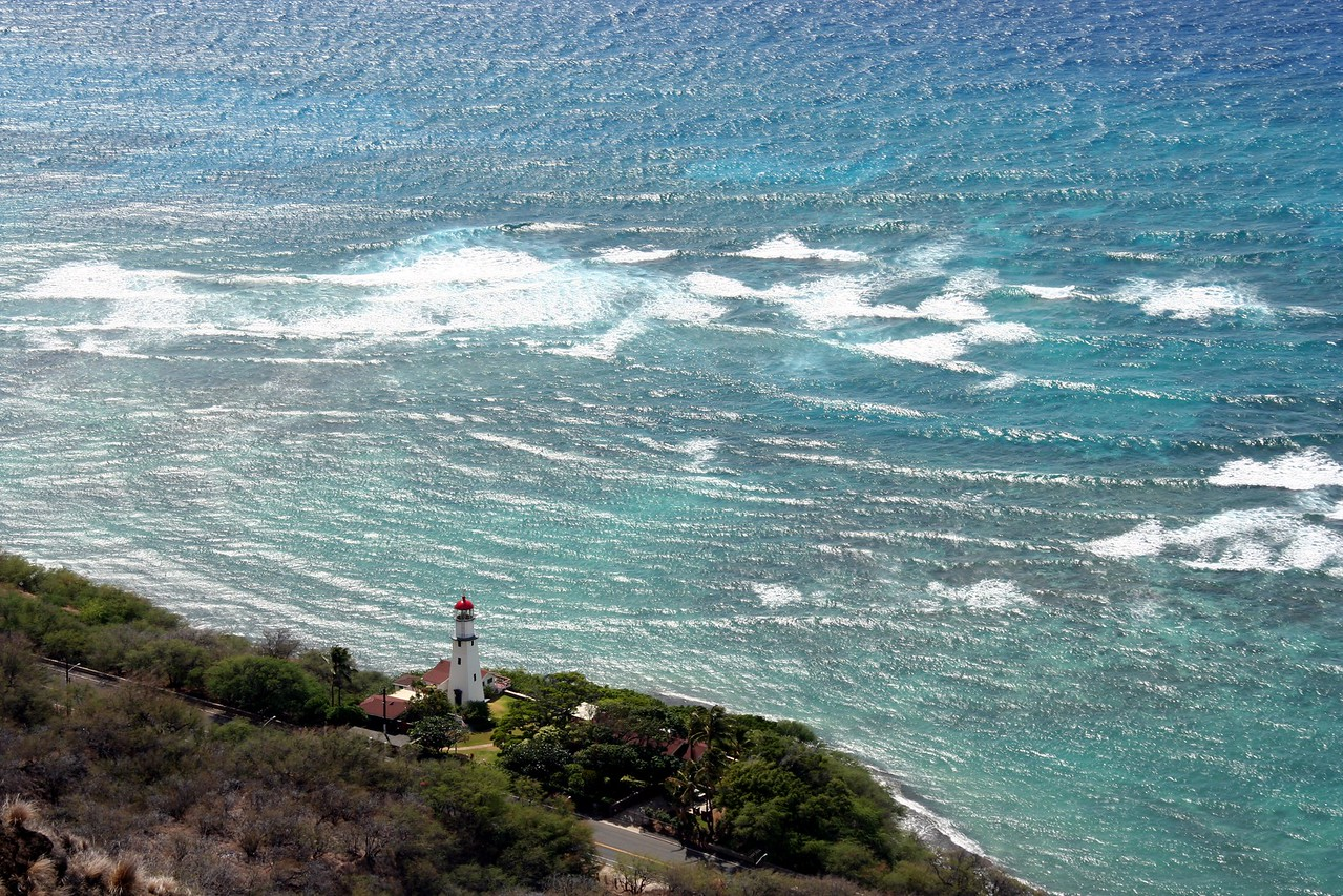 1615 - View South from Diamond Head