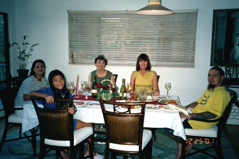 26-Christmas Dinner