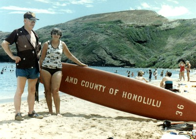 10 - Honolulu Surf Board