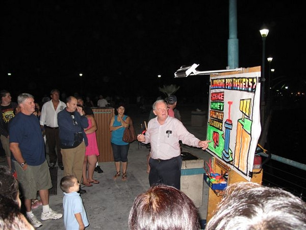 01-LA director Russ Hodder in action at Seal Beach