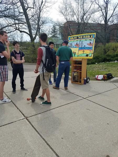 2017-04-19 Michigan State University 1