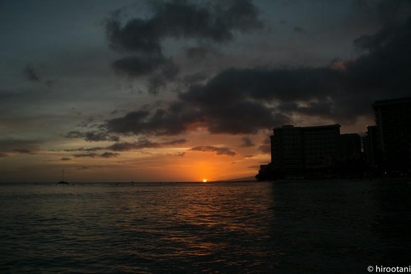 @Waikiki Beach