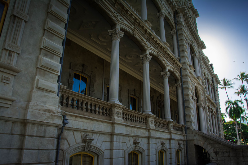 iolani palace tour