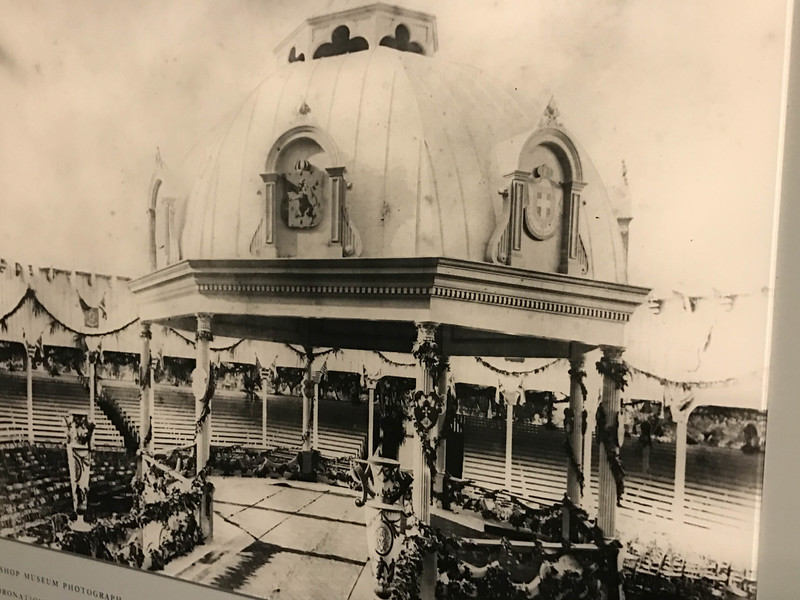iolani palace historic photographs