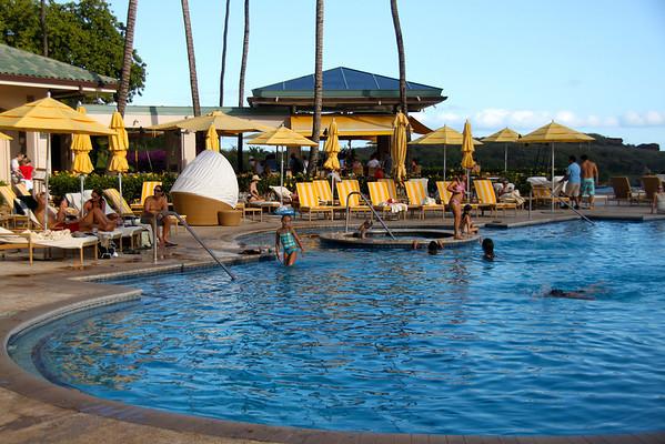 Pool - Four Seasons Resort Hawaii - Lana'i at Manele Bay
