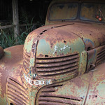 Rusty Old Dodge Truck – Lanai City, Lanai, Hawaii – Daily Photo