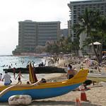 Waikiki Beach – Honolulu, Hawaii – Photo
