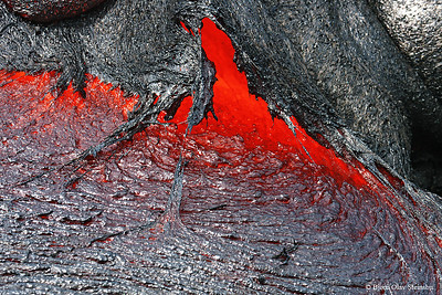Hot lava bath