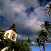 Rural Church, Kauai, Hawaii