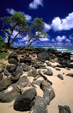 Lydgate State Park, Kauai, Hawaii