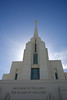 LDS Temple, Rexburg, Idaho