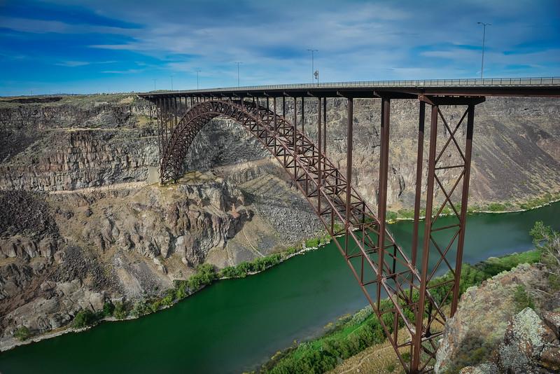 perrine bridge twin falls idaho