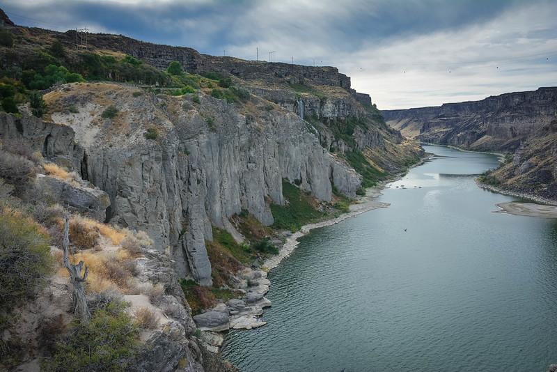 snake river canyon twin falls idaho