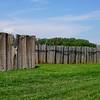 Cahokia Palisade (reconstruction)