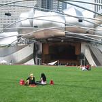 Jay Pritzker Pavilion in Millennium Park – Chicago, Illinois – Daily Photo