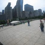 "Self Portrait at ""The Bean"" – Chicago, Illinois – Daily Photo"