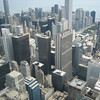 view from Willis (Sears) Tower