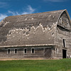 An Abandoned Barn in the Palouse Region of Washington State