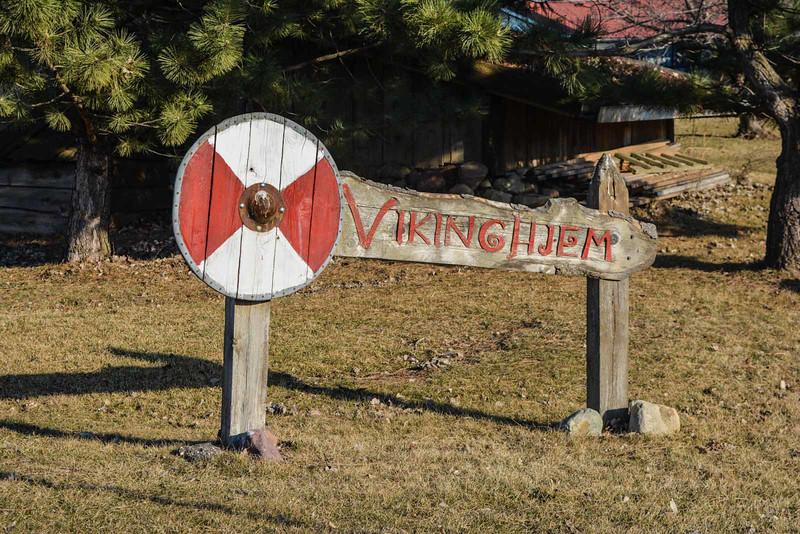 danish influence vikinghjem