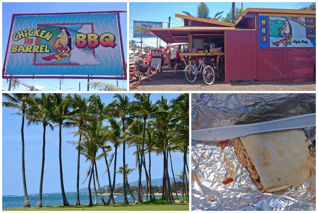 Chicken in a Barrel - Places to Eat in Kauai