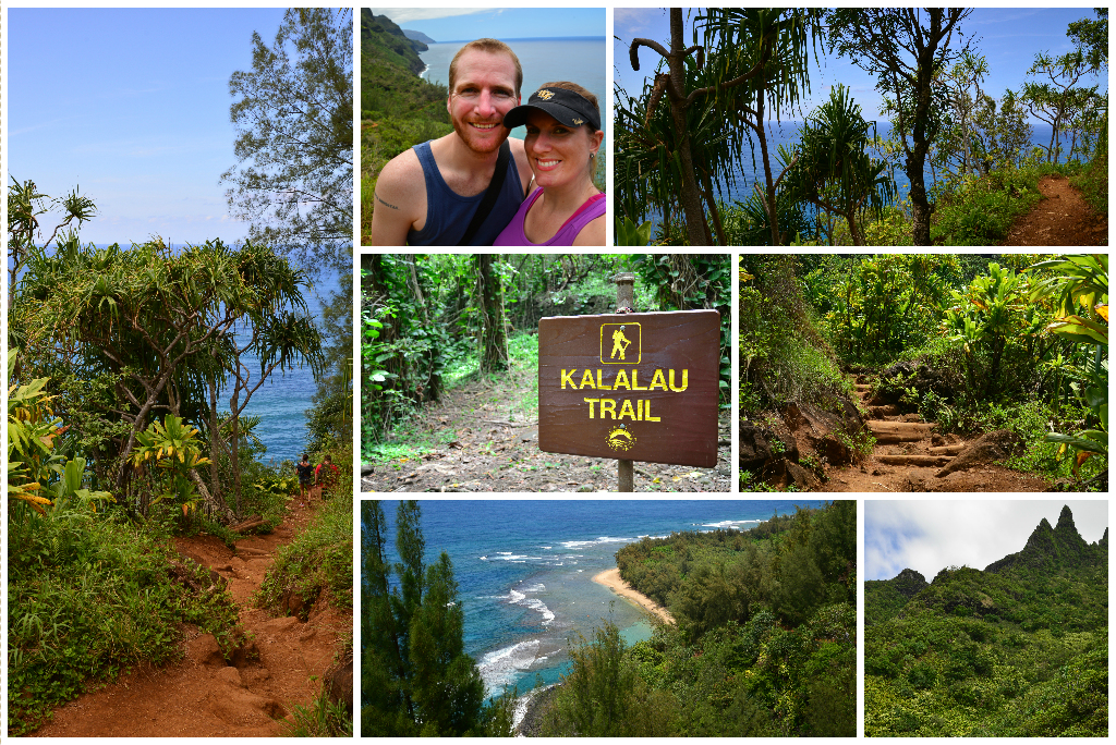 Kalalau Trail Beautiful Places in Kauai Hawaii