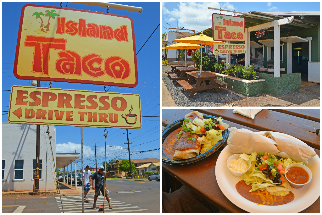 Island Taco - Places to eat in Kauai