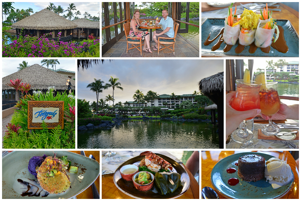 Kauai Hawaii Restaurants