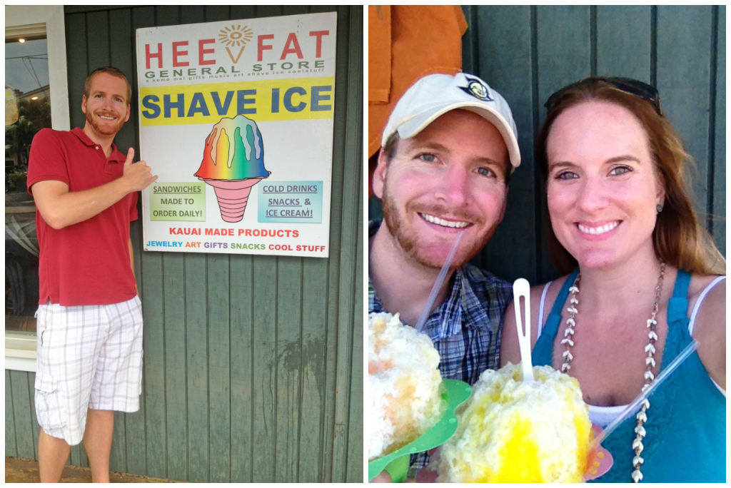 Best Shave Ice in Kauai