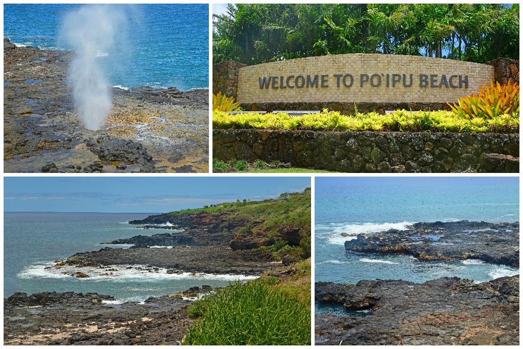 Poipi Beach - Kauai Hawaii