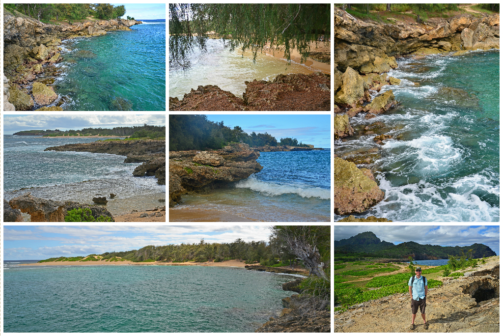 Best Beaches in Kauai - Mahaulepu Beach & Heritage Trail